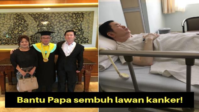 Bantu Papa sembuh dari Kanker Liver