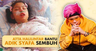 Bantu Adik Syafa & Teman-Teman #ATEAMPeduli