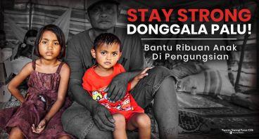 Bantu Korban Gempa Dan Tsunami Donggala Palu