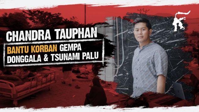 Chandra Tauphan Untuk Gempa Donggala