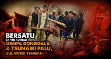 Solidaritas untuk Korban Gempa dan Tsunami Sulteng