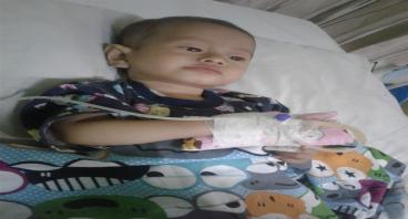Bantu Maliq sembuh dari infeksi paru dan epilepsi