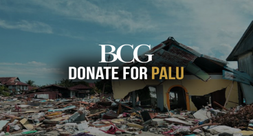 BCG #SocialImpact: Donate for Palu