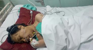 Bantu Ibu Rawina lawan kanker usus