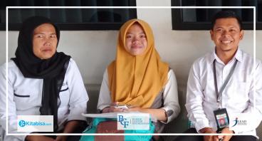 Bantu Lathifah dan Siswa Miskin PKH Lanjut Kuliah
