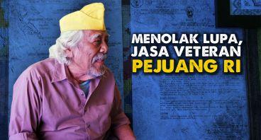 #BantuJagoan, Apresiasi untuk Veteran Pejuang RI