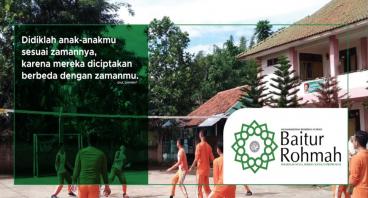 Bantu Renovasi Pesantren BaiturRohmah Garut