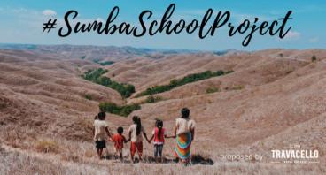 dukung pendidikan anak Desa Papu, Sumba Timur