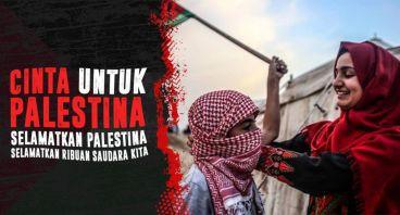 Patungan untuk Selamatkan Palestina
