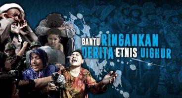 Indonesia Bersama Uighur