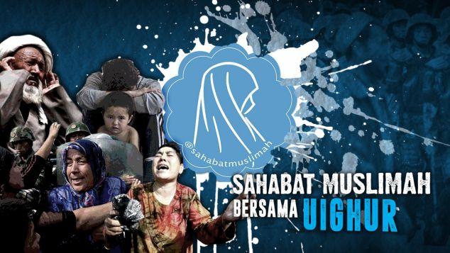 Sahabat Muslimah Bersama Uighur