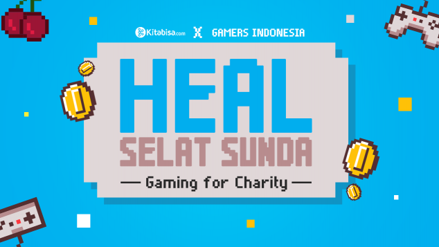 Heal Selat Sunda: Gaming for Charity