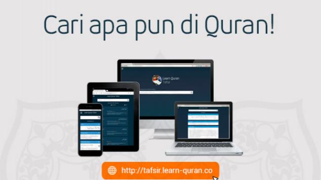 Bantu Pengembangan Learn Quran Tafsir Bertahan!