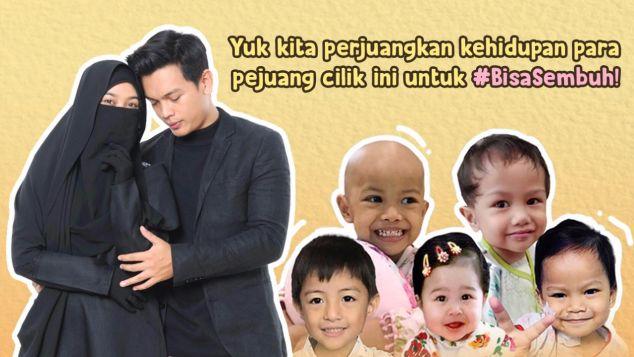 Dukung Wardah & Natta Bantu Anak-Anak #BisaSembuh