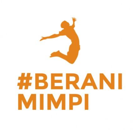 #BERANIMIMPI