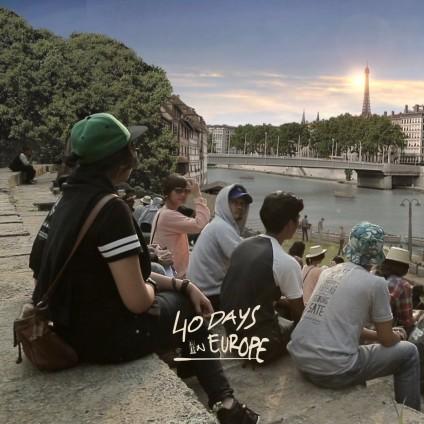 Film 40 days in Europe