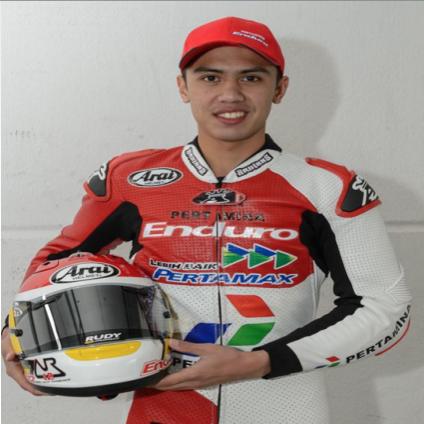 #AliAdrianGoesToMotoGP - Racing For Indonesia