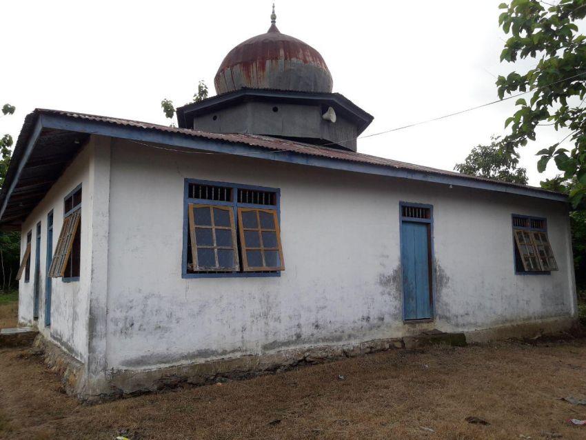 Donasi, Masjid, NTT,