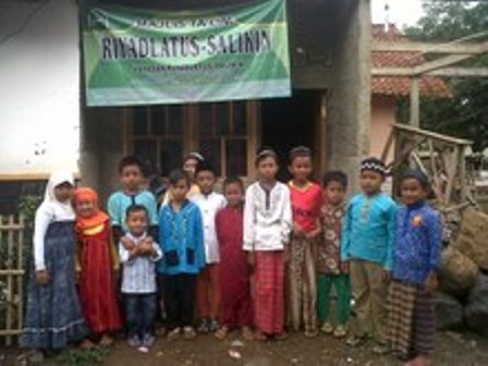 Rumah Ibadah Yayasan Riyadlatus Salikin 3