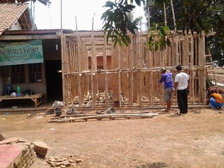 Rumah Ibadah Yayasan Riyadlatus Salikin 1