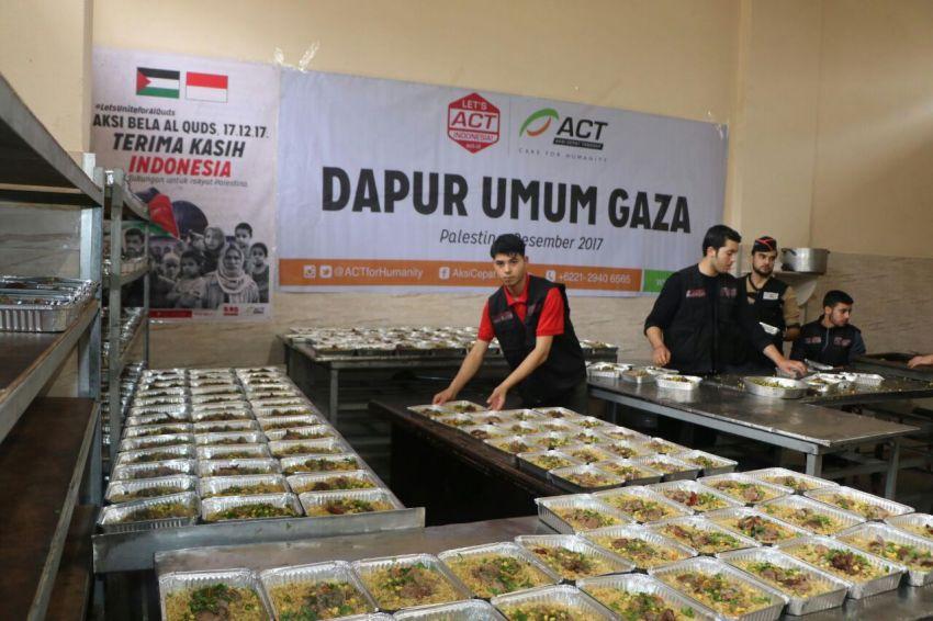 Dapur Umum Gaza
