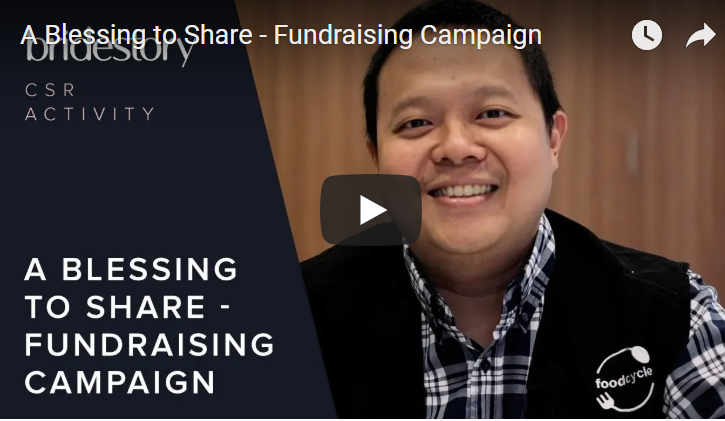 A Blessing To Share Fundraising Campaign