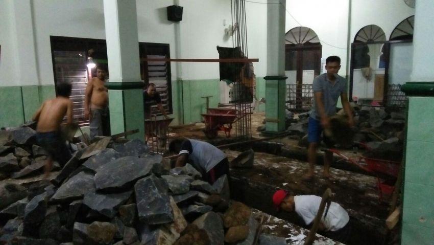 Giat Malam Tim Bandung Bondowoso Masjid Al Mubarok