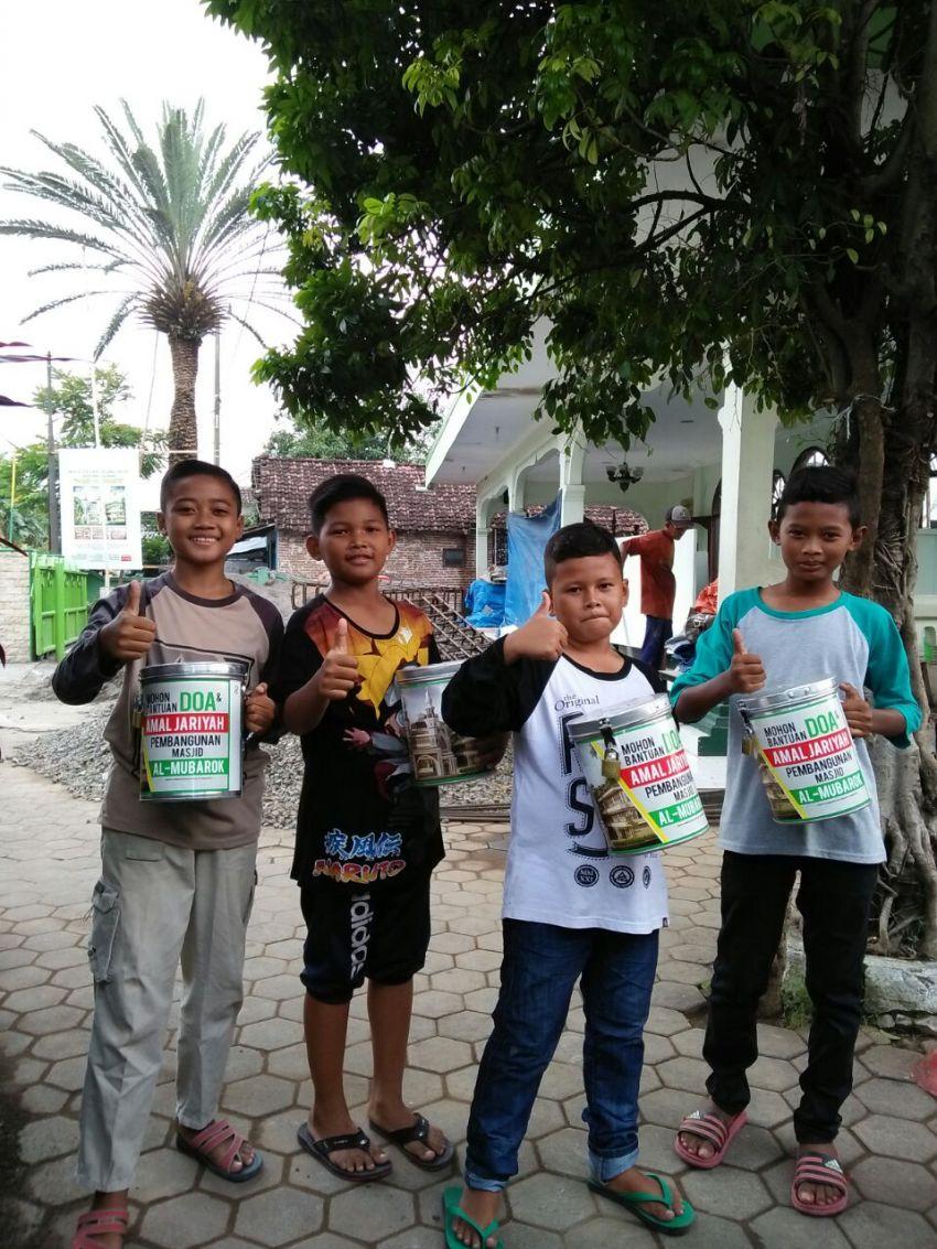 Generasi Muda Penerus Masjid