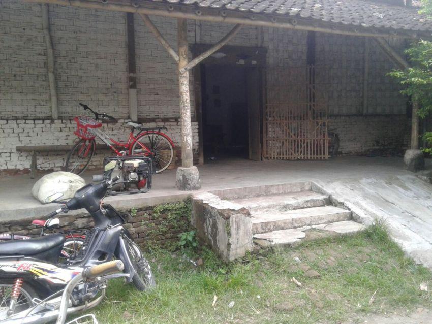 Rumah Pak Hari (pemilik pondok)