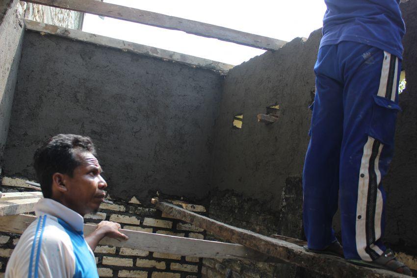 Pembangunan toilet