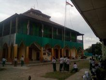 Mari Bersama Membangun Masjid At-Taqwa.