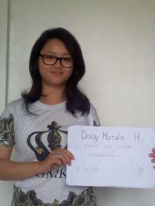 Daisy Natalia