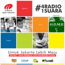 #4Radio1suara - Masima Radio Network
